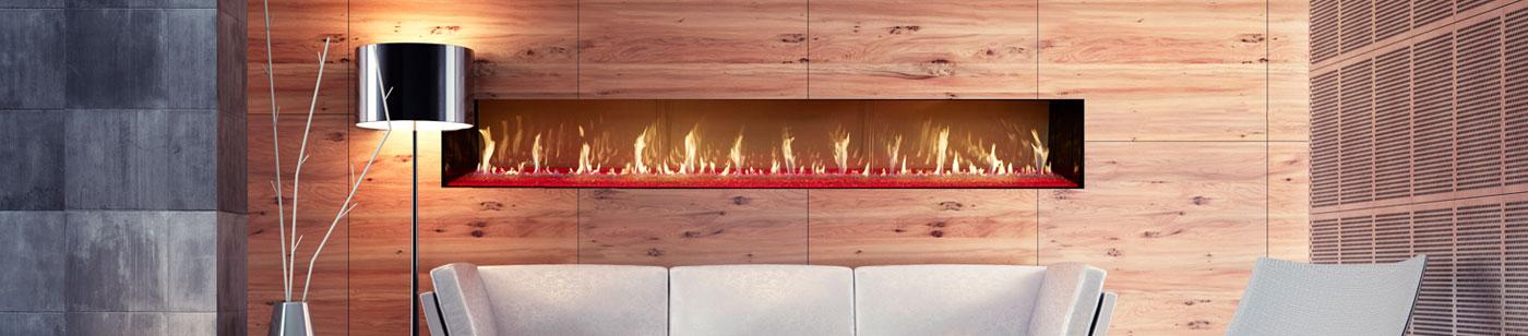 Custom Built Fireplaces