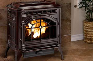 Pellet Fireplaces, Inserts And Stoves
